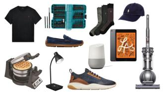 Daily Deals: Vacuums, iPads, Ralph Lauren, Waffle Makers, Cole Haan Sale And More!