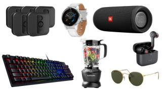 Daily Deals: Garmins, Earbuds, Blenders, Smart Security Systems, Ray-Ban Sale And More!