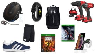 Daily Deals: Adidas Classics, Xbox One Games, Drill Kits, Under Amour Sale And More!