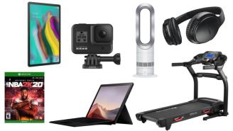 Daily Deals: GoPros, Tablets, Xbox Games, Cardio Equipment Sale And More!