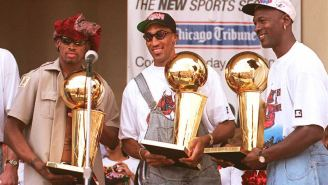 Dennis Rodman Swipes At LeBron James By Claiming Scottie Pippen Would Be Better Than Him If Both Played In The '90s