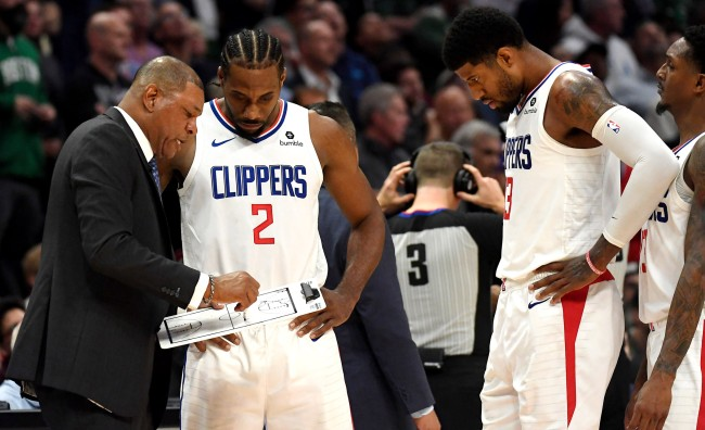 Doc Rivers Playoff Qualification Proposal For When NBA Season Resumes