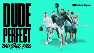 How Dude Perfect Was Inspired By Rob Dyrdek's Fantasy Factory On MTV's 'Rob And Big'