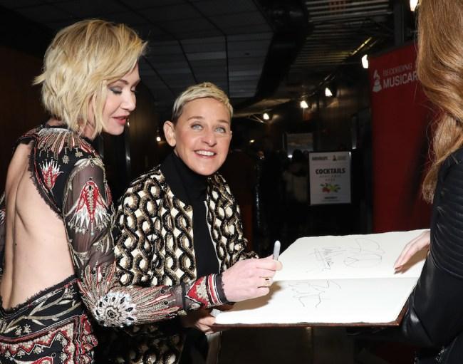 Ellen DeGeneres Former Bodyguard