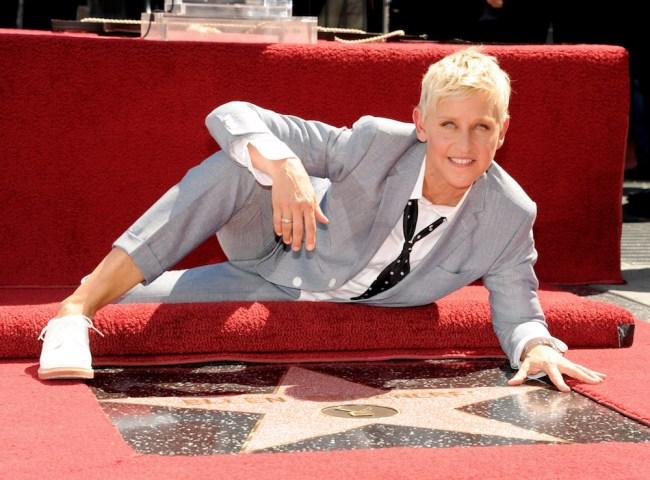 Ellen DeGeneres iPhone Story