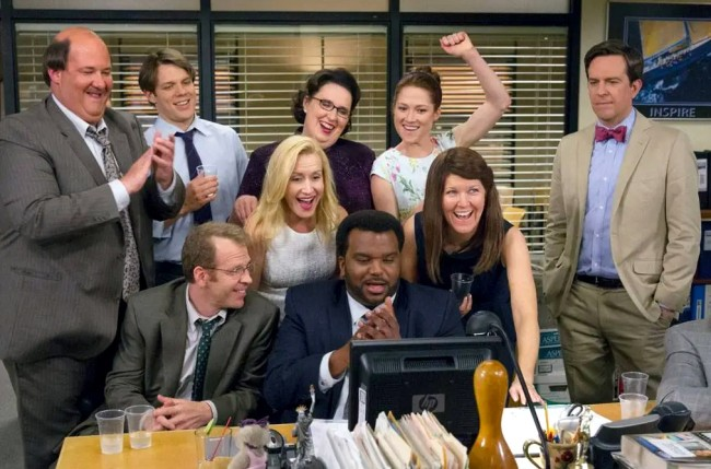 Every Episode Of The Office Recreated On Slack