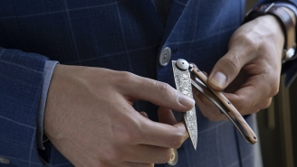 Deejo Knives' One-Of-A-Kind Pocket Knives Make The Best Father's Day Gifts This Year
