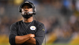 NFL Fines Mike Tomlin, Steelers For Not Wearing Masks During Win Over Ravens