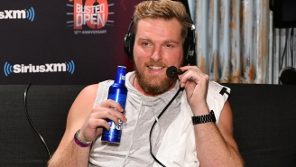 ESPN Reportedly Considering Hiring Pat McAfee For 'Monday Night Football' Broadcast