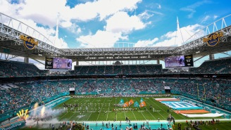 The Miami Dolphins Release Social Distancing Plans To Hold Fans At Hard Rock Stadium During NFL Season Amid Coronavirus Pandemic