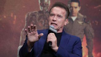 Arnold Schwarzenegger Explains How Motivation To Shoot 'Terminator: Dark Fate' Helped Him Recover From Open-Heart Surgery