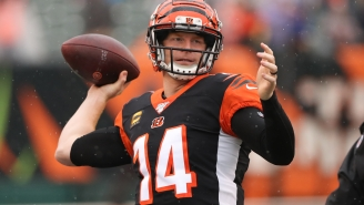 The Internet Reacts To Andy Dalton Signing With The Dallas Cowboys