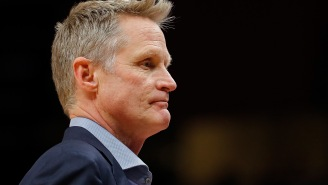 Steve Kerr Once Went Jordan-Mode In College After Rival Fans Heckled Him About His Father's Assassination