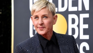 Cowards Are Upset Online That Ellen Degeneres Once Telephoned Steve Jobs