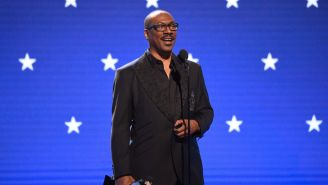 """Eddie Murphy's New Character """"Murray Murray"""" Is A Reminder That Eddie Murphy Is Still The Funniest Person Alive"""