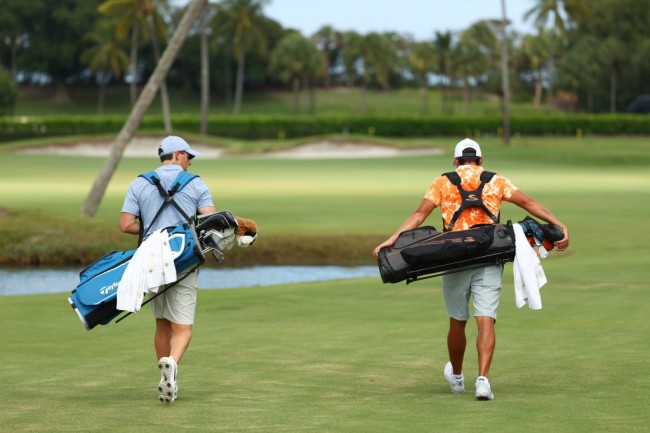 taylormade driving relief skins match rory dj rickie wolff