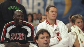 Steve Kerr Explained Why Punching Michael Jordan Was Probably The Best Thing He Ever Did