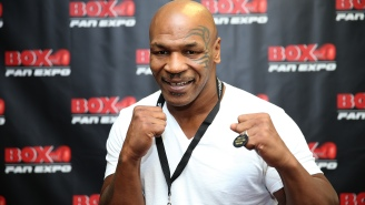 53-Year-Old Mike Tyson Posts Video Of His Boxing Training Session During 'Comeback' And He Can Still Definitely Knock Out A Lot Of Heavyweight Boxers Today
