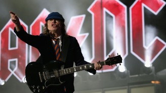 A Guy Used A Bot To Analyze AC/DC Lyrics And Create A New Song Titled 'Great Balls' That's Actually Kind Of A Jam