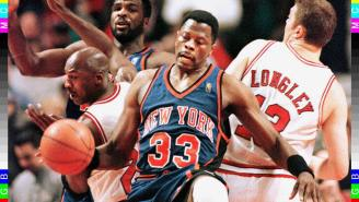 Charles Oakley Ruthlessly Throws Patrick Ewing Under The Bus For Knicks Blowing '93 Eastern Conference Finals To The Bulls