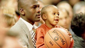 Michael Jordan's Son Shares The Best And Worst Things About Being A Descendent Of The GOAT