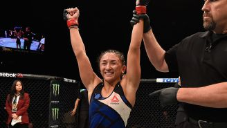 4 Days Until UFC 249: Why Carla Esparza Decided to Fight During the COVID Pandemic