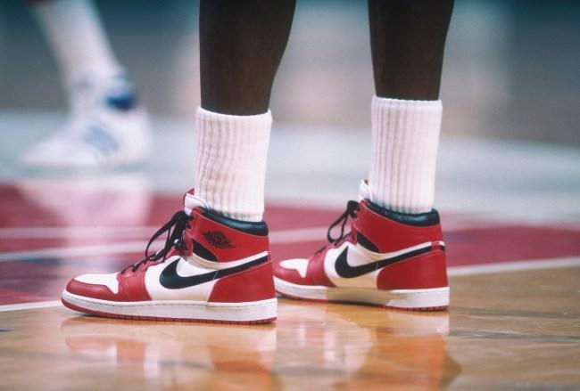 Nike Air Jordan 1 Michael Jordan shoes