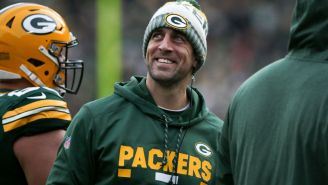 Aaron Rodgers Will Serve As A Guest Host On 'Jeopardy!'