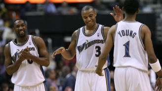 Gilbert Arenas Explains How Nick Young's Wild, Off-Court Antics Led To The 'Swaggy P' Nickname