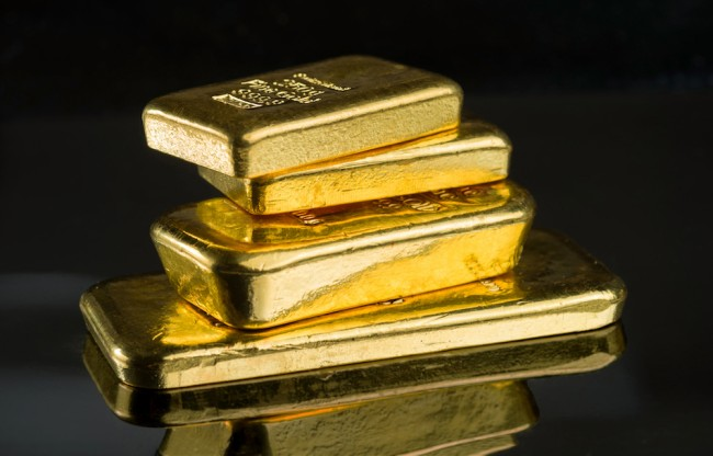 gold bars found in quarantine