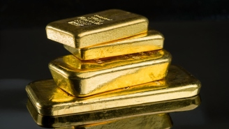 Two Kids Making A Fort While In Lockdown Accidentally Discover $100K In Gold