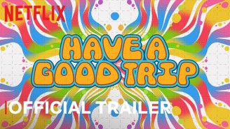 Watch The Trailer For Netflix's 'Have A Good Trip' Documentary About Psychedelics Feat. Adam Scott, Nick Offerman