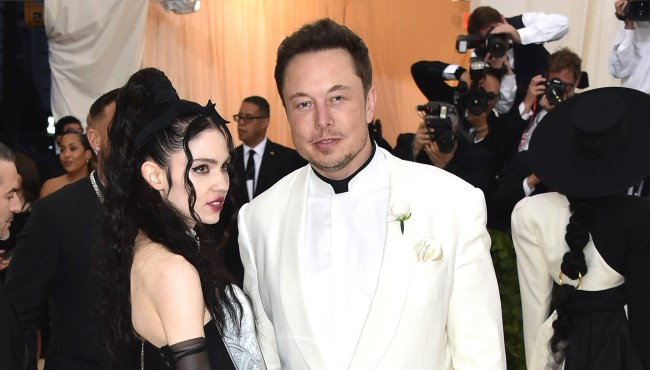 Grimes Messed Up Explaining Her And Elon Musks Sons Bizarre Name