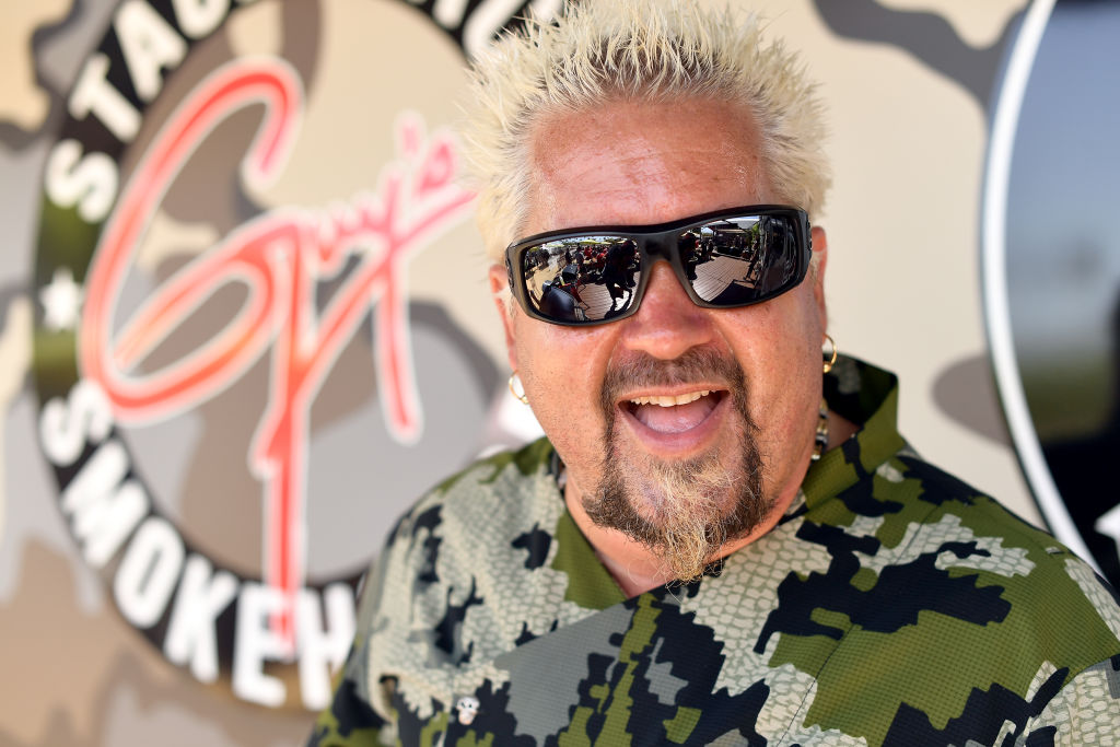Guy Fieri Has Helped Raise Over $21 Million And Counting To Help Support Restaurant Workers Impacted By The Current Crisis