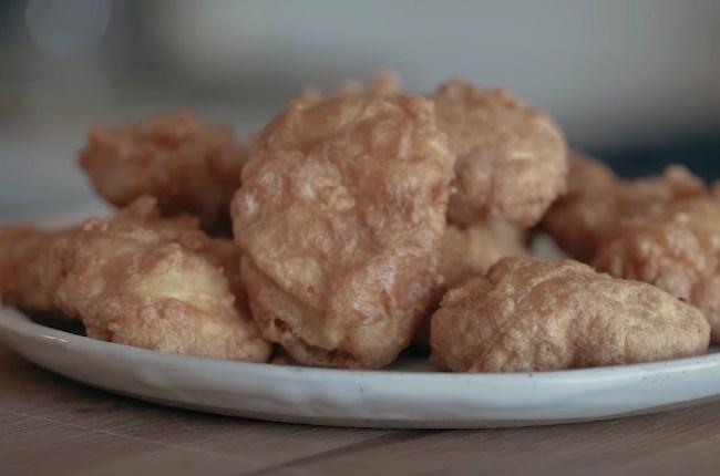 Homemade McDonald's Chicken McNuggets Recipe