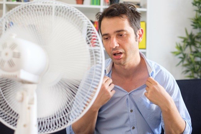 hotter than average summer 2020