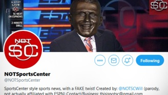 People Behind The Parodies: A Chat With The Creator Of The Popular 'NotSportsCenter' Twitter