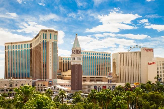 The Venetian Hotel and Casino Las Vegas