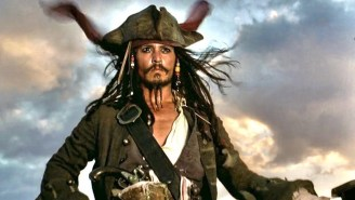 It Sure Sounds Like Johnny Depp May Still Be A Part Of The 'Pirates' Franchise