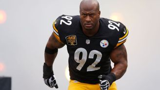 James Harrison Shoots Down Bountygate Comparisons After Revealing Mike Tomlin Paid Him When He Was Fined For A Monster Hit