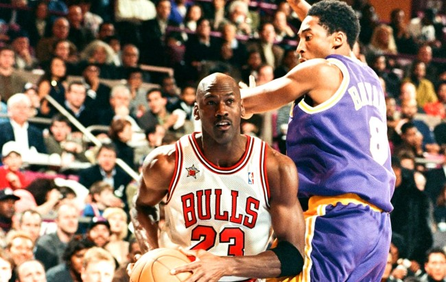 Jason Kidd On Kobe Waiving Off Malone To Go At Jordan In All-Star Game