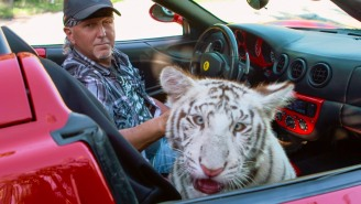 Jeff Lowe Files Complaint With FAA Claiming Joe Exotic's Team Flew Helicopter Over Zoo Scaring Animals