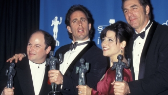 Jerry Seinfeld Explains Why Andy Kaufman Is The Only Other Comedian That Could've Pulled Off Kramer In 'Seinfeld'