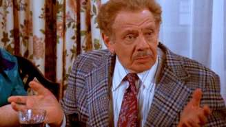 Jerry Stiller Originally Turned Down The Role Of Frank Costanza On 'Seinfeld'