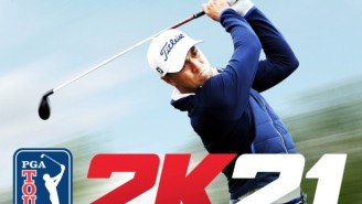 We Chatted With Justin Thomas About Being On The Cover Of PGA Tour 2K21, How Tiger Woods Is Going To React And What His Routine Looks Like These Days