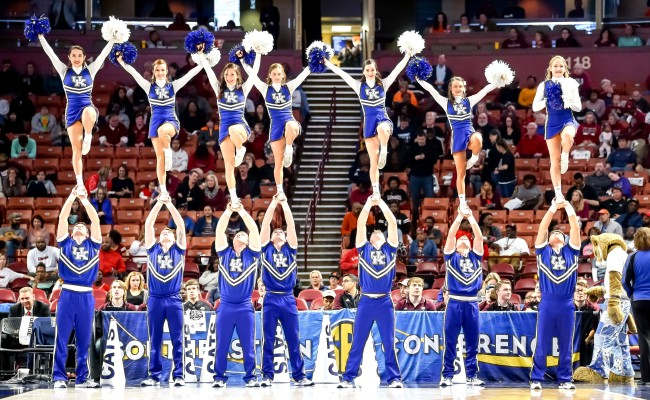 Kentucky Fires Cheerleading Coaches Over Nudity Hazing Allegations