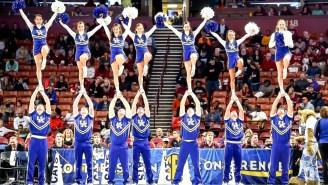 Kentucky Fires Cheerleading Coaching Staff Over Nudity, Hazing Allegations; Cheerleaders Fire Back