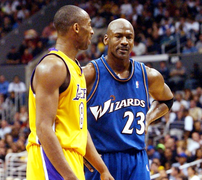 Kobe Bryant Wanted To Play With Michael Jordan On The Wizards
