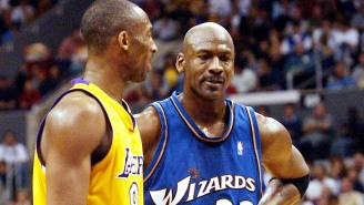 Kobe Bryant Wanted To Play With Michael Jordan On The Wizards After Winning Three Titles In L.A.