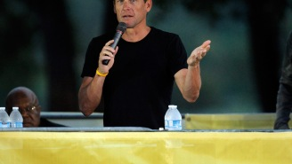 ESPN Teases First Look At Upcoming Lance Armstrong '30 For 30′, Which Is Sure To Uncover Some Of His B.S.